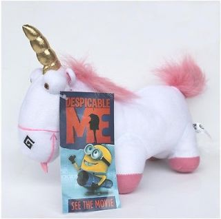 Despicable Me Minion Movie Unicorn Figure Plush Toy Stuffed Animal
