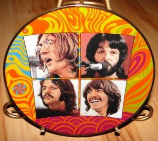 THE BEATLES LET IT BE DELPHI COLLECTION Collector PLATE