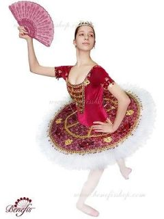 Ballet costume Esmeralda P 1101A Child Size