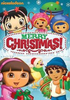 FAVORITES MERRY CHRISTMAS NEW SEALED R1 DVD DORA DIEGO TEAM UMIZOOMI