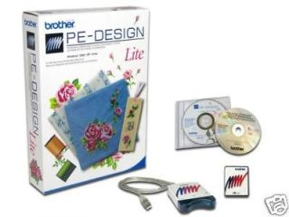 Brother PE Design Lite   Embroidery Digitizing Software