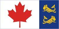 Canadian Coast Guard Flag Sticker
