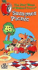 NEW Busy World of Richard Scarry Summer Picnic Video