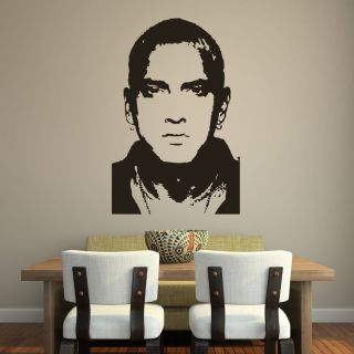 Marshall Mathers Music Celebrity Wall Art Stickers Decal Transfers