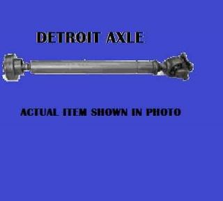 DODGE DURANGO FRONT DRIVE PROP SHAFT AWD ,3.7L,4.7L (Fits 2001 Dodge