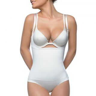 Diane thermal Shaper Full Body Suit Open Bust Girdle Panty slimmer