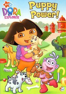 Dora the Explorer   Puppy Power (DVD, 2007)