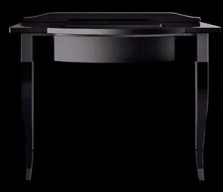 VERSACE Home Console Black Finishing 120cm