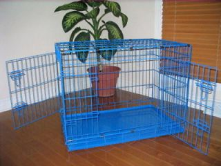 Extra Large 48 Folding Dog Crate Cage Kennel ABS LC
