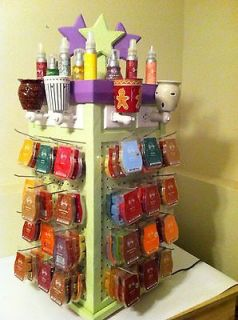 Newly listed Spinning Scentsy Display for Plug ins, bars, etc.