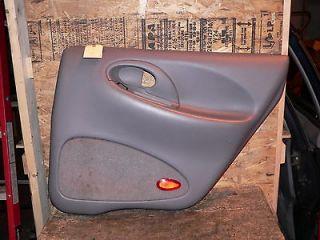 1998 Mercury Sable Door Trim Panel, Rear Right (Fits: 1999 Sable)