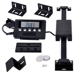 New 6 Digital Readout Scale Magnetic DRO For Bridgeport Table Mill