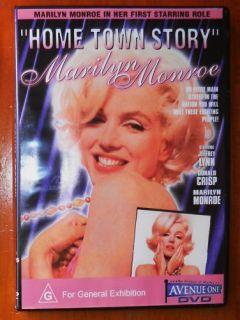 Home Town Story (DVD, 2007) Marilyn Monroe Donald Crisp