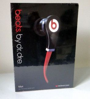 Newly listed Black Monster Beats By Dr.Dre Tour Headset Earbuds