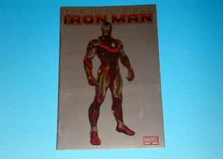 Iron Man #25 Foilogram Variant 125 Robert Downey Larroca Foil Cover