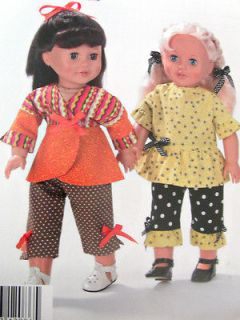 pattern easy sew doll pattern