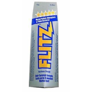 Flitz Metal Polish No. BU 03515 150 gram/5.29 oz. tube   Fresh New
