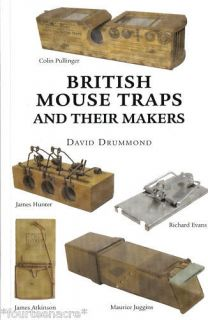 Reference Guide   Mouse Traps vintage antique old