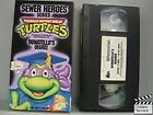 Teenage Mutant Ninja Turtles   Donatellos Degree (VHS, 1991) (VHS