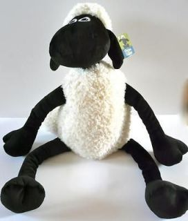 SHAUN THE SHEEP 50CM SOFT TOY GENUINE LICENSED PRODUCT VERY RARE LARGE
