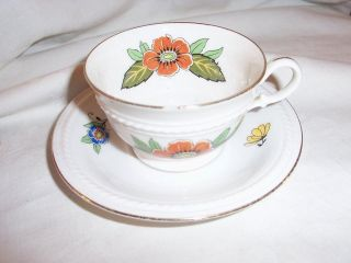 China EDELSTEIN BAVARIA Agathe coffee cup & saucer 6x13cm