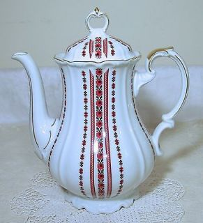EDELSTEIN Bavaria GERMANY Ukranian UKRAINIAN PORCELAIN Coffee Pot