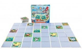 NEW OCTONAUTS MINI MEMORY GAME PUZZLE GIFT