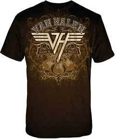 Van Halen Rock N Roll T   Shirt