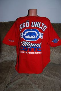 New Mens MMA Mark Ecko Unltd Miguel Cotto T Shirt 3XL