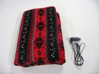 blanket cozy warm blanket Cigar jack heater car van 12VDC electric