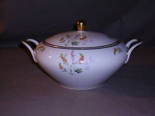 Vintage Edelstein Bavaria China Casserole Germany Maluecne
