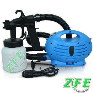 New 650W Electric Paint Sprayer & Spray Gun 110V and 230 Available