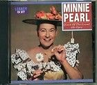 Minnie Pearl   Queen Of The Grand Ole Opry RARE OOP Country CD (Brand