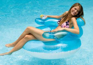 Inflatable Floating Pool Bubble Chair