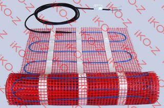 RADIANT ELECTRIC WARM FLOOR HEATING SYSTEM 160sqft 240V