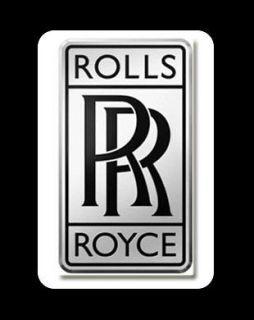 Newly listed Rolls Royce Logo Car New Mint Rare Original Sign Ad A