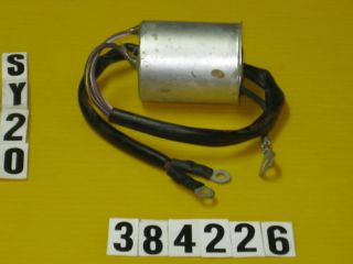 Johnson Evinrude OMC outboard 384226 Electric Choke Solenoid 50 60 65