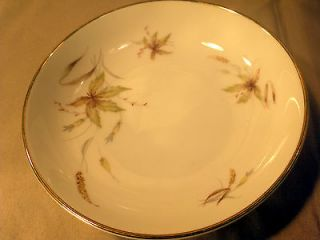 Lovely Vintage EDELSTEIN BAVARIA China SOUP BOWLS in AURORA PATTERN