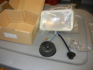 NOS Honda Headlight Head Light Lamp 1983 1985 ATC200X 1981 1982