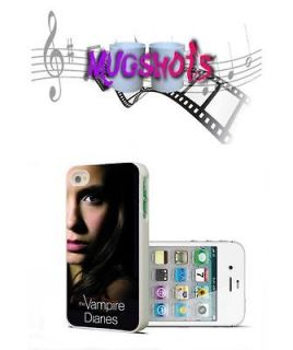 Elena The Vampire Diaries Phone Case   suitable for iphone 4/4GS and