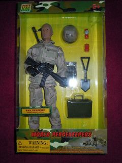 World Peacekeepers Power Team Elite 1/6 Scale E.O.D. Technician