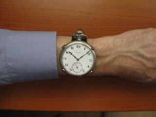 Newly listed Wear your pocket watch on a wrist   fits omega,rolex,pa