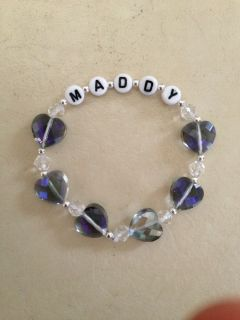Girl Or New Baby Personalized Name Bracelet
