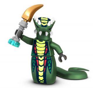 NEW LEGO NINJAGO ACIDICUS Minifig 9450 minifigure figure Venomari