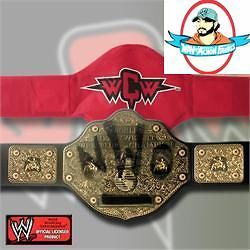 NWO Black World Heavyweight Championship Belt Replica