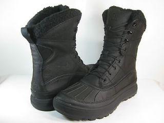 NIKE WOODSIDE II HIGH Black/Black  535601 010  MENS BOOTS