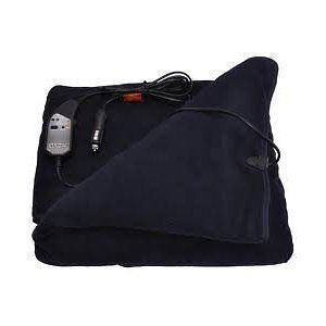 12 Volts Heated Travel Blanket Car Heater Warmer Automotive Electric