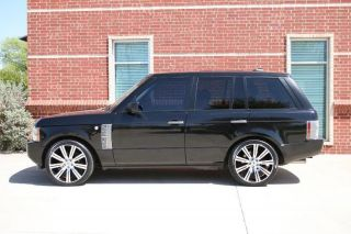 STOMER WHEELS TIRES PACKAGES FIT RANGE ROVER LR3 SPORT HSE 2002   2012