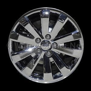 18 Brand New Chrome Clad Alloy Wheel for 2007 2008 2009 2010 Ford