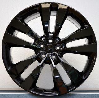 Charger 2012 SRT8 Gloss Black 300C Magnum Challenger Wheels Rims Set